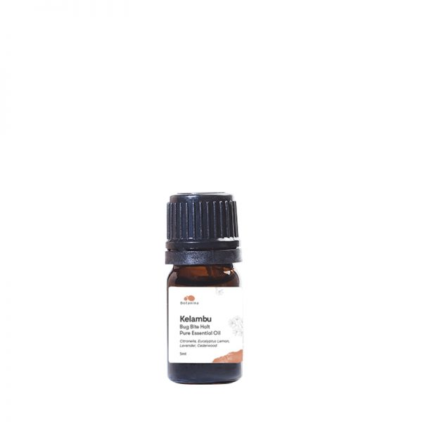 Kelambu Bug Bite Halt Pure Essential Oil
