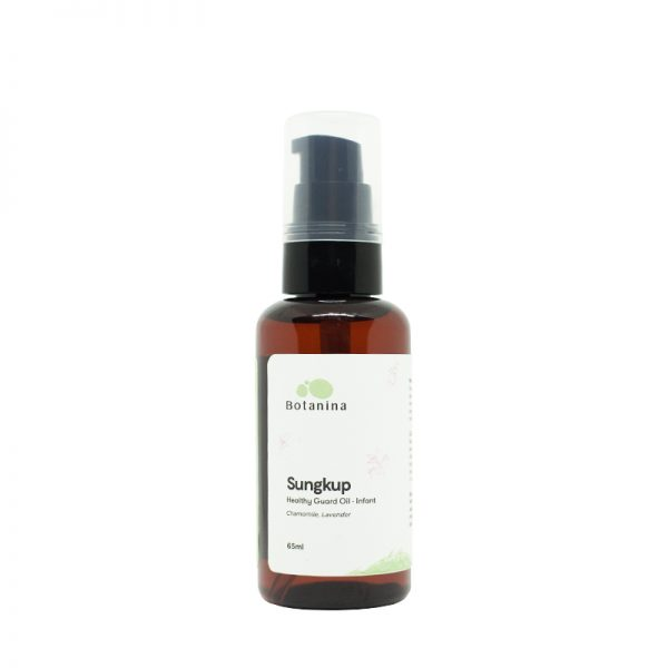 Sungkup Healthy Guard Oil – Infant