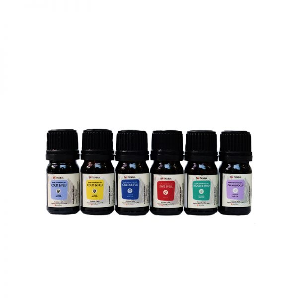 Pure Essential Oil Series