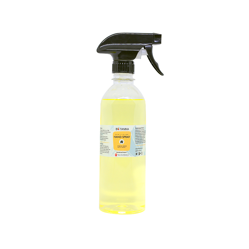Sanitizing Hand Spray – Family Size